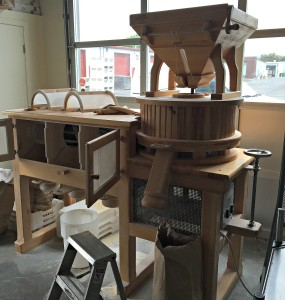 Piedrasassi grain mill