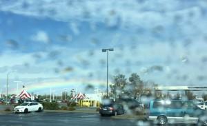 VV rainbow
