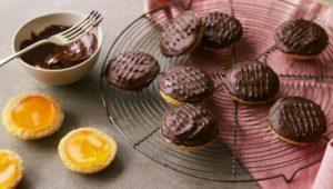 Jaffa cakes photo