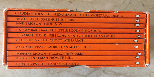 Penguin 60s cookery titles